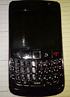 Trackpad-equipped BlackBerry Curve 8910 spotted in the wild