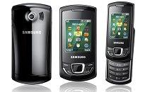 Samsung phones in the wild