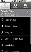 Google Maps 4.1 for Android