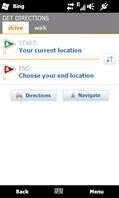 Bing Maps voice-guided navigation