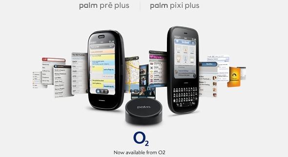 Palm Pre Plus, Pixi Plus