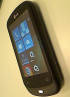 New WP7 Samsung Cetus and LG C900 pose for a blurry photoshoot