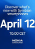 Nokia schedules a Symbian event for 12 April, gets even with HTC