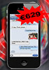 SIM-free iPhone 4S priced -  starts at CA$649/€629/£499