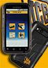 Motorola Defy+ gets a JCB edition, gets even tougher