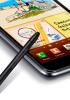 Did the Samsung Galaxy Note II screen glass leak too?