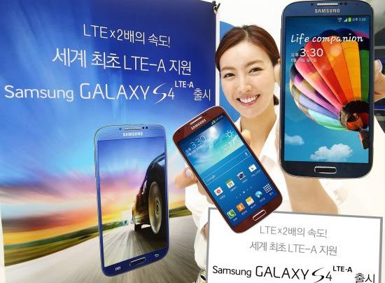 Snapdragon 800 Samsung Galaxy S4 benchmarked, scores inside