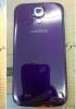 Samsung Galaxy S4 in Purple Mirage pictured