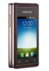 Press images of Samsung Galaxy Folder surface