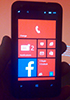 Windows Phone 8.1 notification center revealed in new image