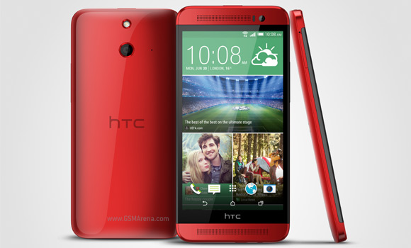 HTC One (E8) announced with Snapdragon 801, plastic body