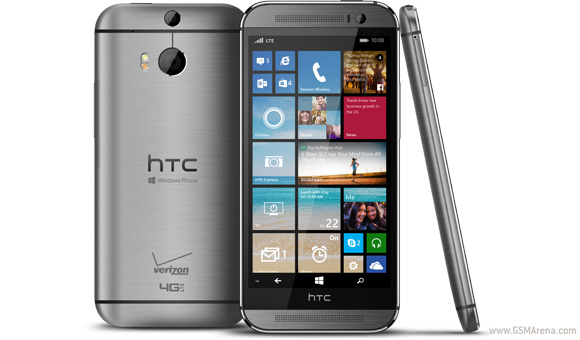 Flashback: The HTC One (M8) had two cameras and two OSes
