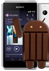 Sony rolling out KitKat for Xperia E1 and E1 dual