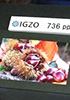 "Sharp reveals 4.1"" IGZO LCD display with a whopping 736ppi"