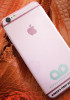 Amosu's limited edition pink iPhone 6 isn't easy to look at