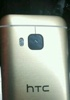 HTC One (M9) leaks out dressed in gold