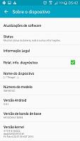 Note 4 running Lollipop