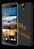 Press photos of the HTC One E9+ leak