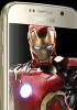 Samsung teases Galaxy S6 edge Iron Man edition