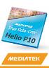 Mediatek Helio P10 announced with octa-core CPU and Cat.6 LTE