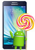 Android 5.0.2 seeding for the Samsung Galaxy A5 in Russia