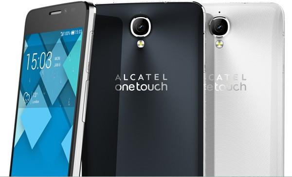 Alcatel Idol X+
