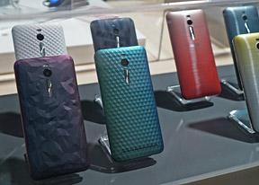 CES 2015: Asus Zenfone 2, Zenfone Zoom hands-on