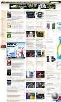 Internet Explorer Mobile 6 on HTC HD2