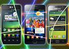 Galaxy S II vs. Galaxy S Plus vs. Optimus 2X: Head to head revisited
