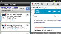 Samsung Galaxy S III vs. Galaxy  Note II