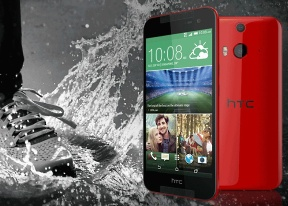 HTC Butterfly 2 review: Caterpillar