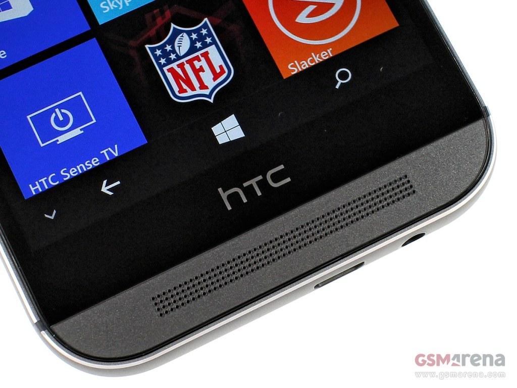 HTC One (M8) for Windows (CDMA)