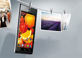 Huawei Ascend P1 review: Up and comer