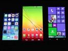 iPhone 5s vs G2 vs Lumia 1020