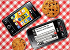 LG Cookie Lite T300 and LG Cookie 3G T320 preview: From the cookie jar