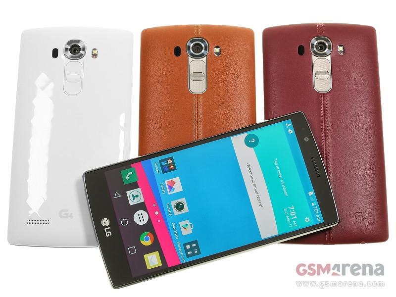 LG G4 review: Sharp and shooter - GSMArena com tests