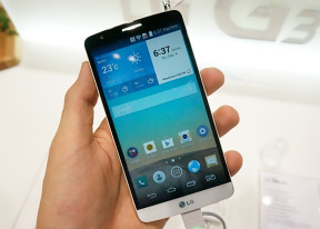 IFA 2014: LG G3 Stylus, Bello, Fino and G Watch R hands-on