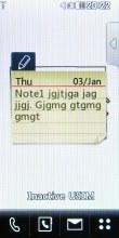 LG KF700 screenshot