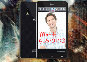 LG Optimus G for AT&T and Sprint review: Double impact