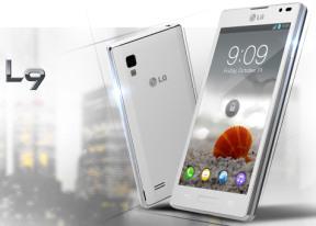LG Optimus L9 review: Living large