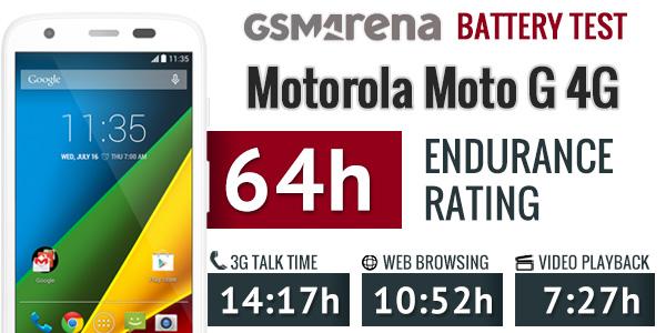Moto G 4G