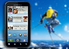 Motorola DEFY review: Drag and drop