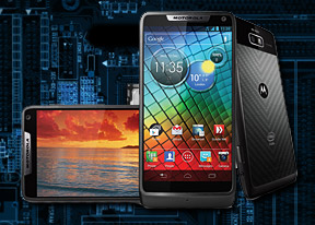 Motorola RAZR i review: Intel inside