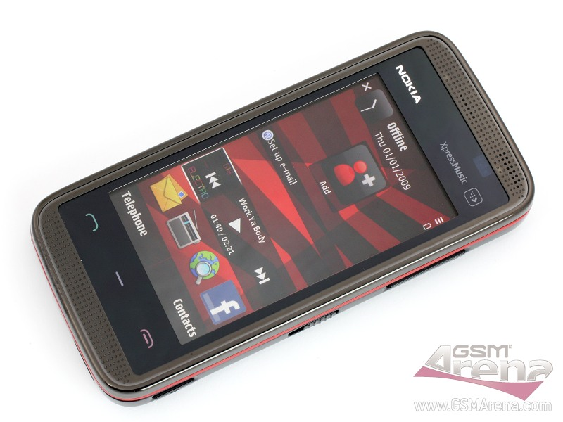 Nokia 5530 XpressMusic pictures, official photos