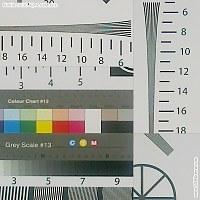 Nokia 5630 XpressMusic resolution chart crop