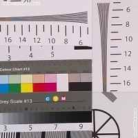 Nokia 5730 XpressMusic resolution chart crop