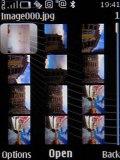 Screenshots of Nokia 8800 Arte interface