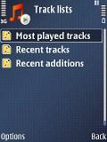Nokia E51 screenshots