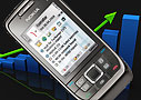Nokia E66 review: Clean-cut business tool