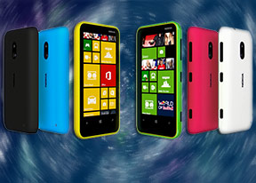 Nokia Lumia 620 review: Auxiliary troops
